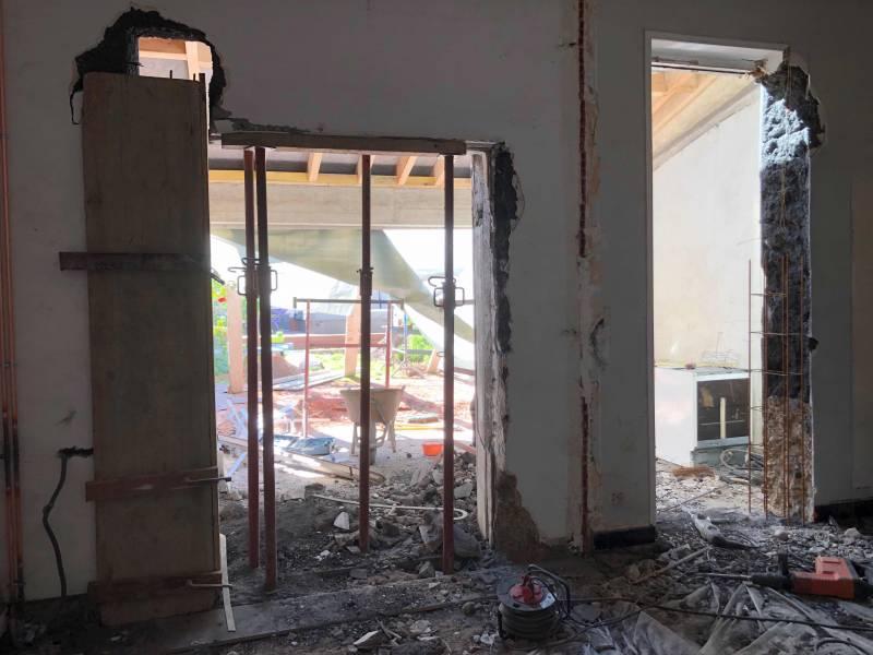 Vous souhaitez ouvrir un mur porteur dans votre maison ou votre appartement sur monchat - Mur porteur appartement ...
